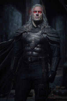 Superman x The Witcher