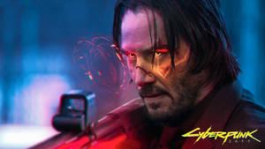 Cyberpunk 2077 John Wick