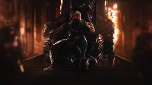 Darkseid's Throne