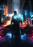 Cyber Captain America