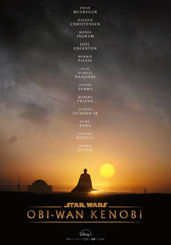 Obi-Wan Kenobi x Eternals
