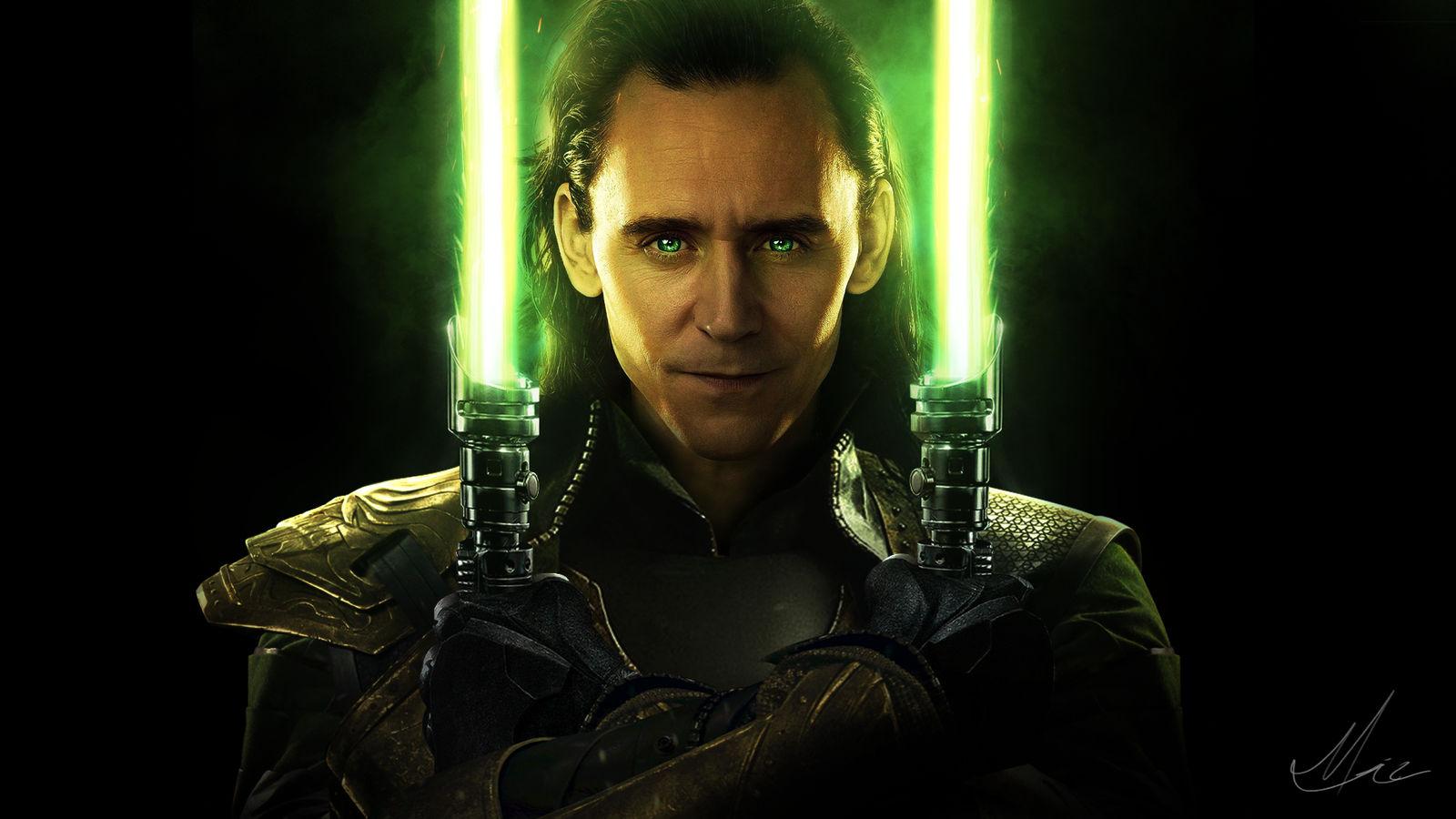 Loki x Star Wars Force Unleashed