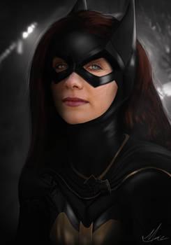 Haley Lu Richardson as Batgirl