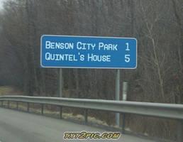 Where Regular Show is filmed