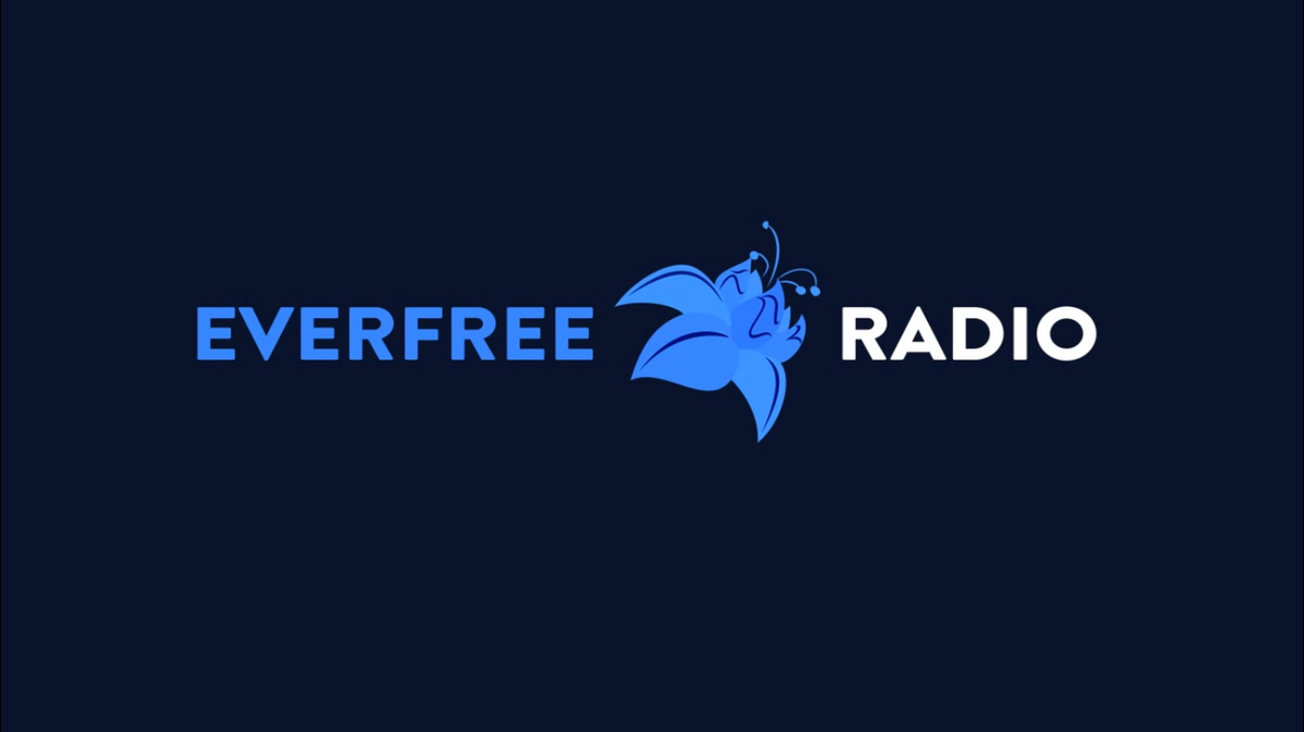 Redesigned EverFree Radio logo by Charleston-and-Itchy on ...