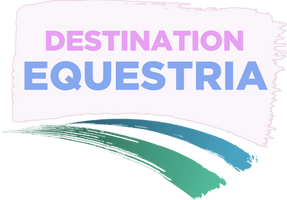 Destination Equestria logo by Charleston-and-Itchy