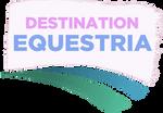 Destination Equestria logo