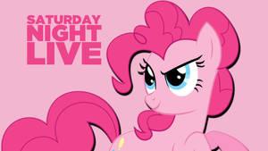If Pinkie Pie hosts SNL...