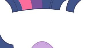 Twilight Sparkle POV Vector