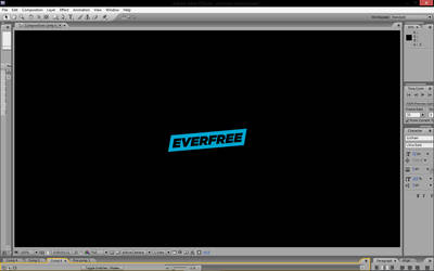 WIP - Overhauled Everfree Network logo by Charleston-and-Itchy