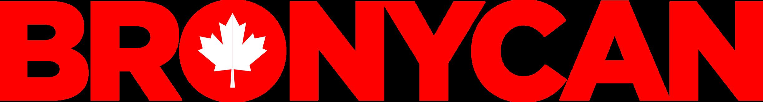 Redesigned BronyCAN Logo