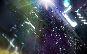 Cybercity_001 by Shelest