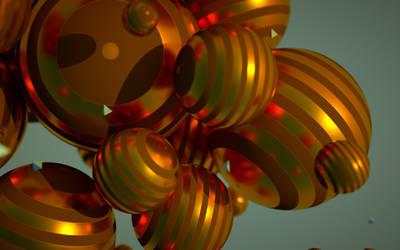 Sunset sphere.