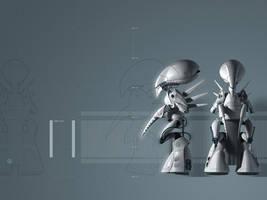 My new virtual body. by Shelest