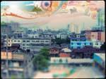 Small city.