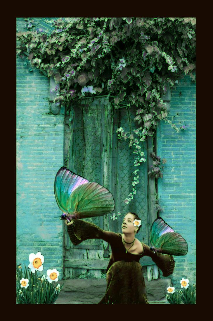 nature faerie by virgo-e