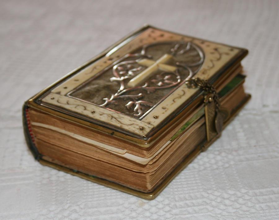 Praybook III by virgo-e