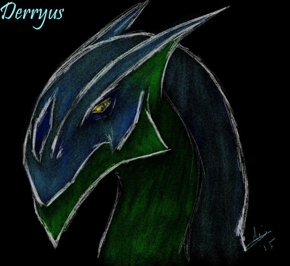Dragon Booster - Derryus by DystopianUtahraptor