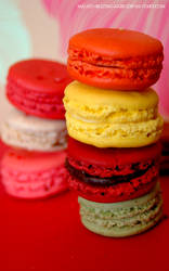 Macaron .:2:. by Manon-Blutsanguen