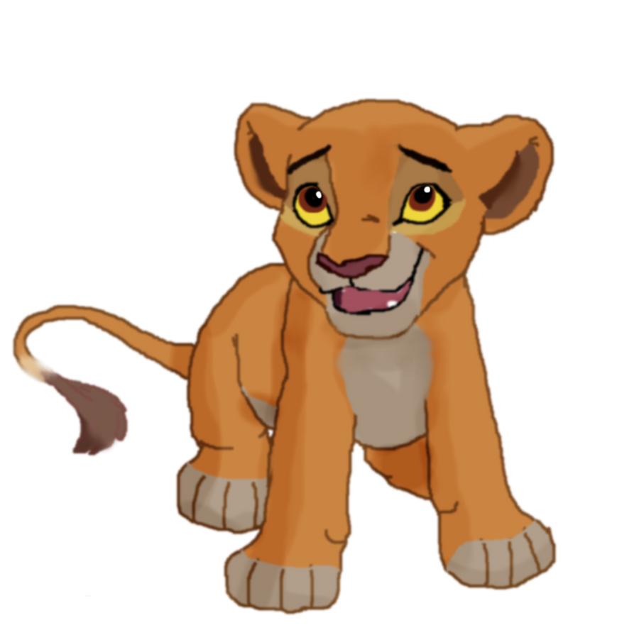 The Lion King Kiara By Hopesunset On Deviantart