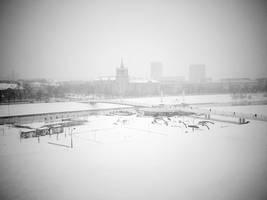 Days of Hard Winter by Helkathon