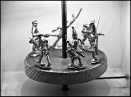 Tin Soldiers by Helkathon