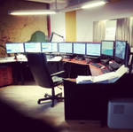 InstaG: The Mission Control Center
