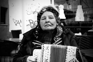 Street Music Day 2015: Gipsy Sadness by Helkathon