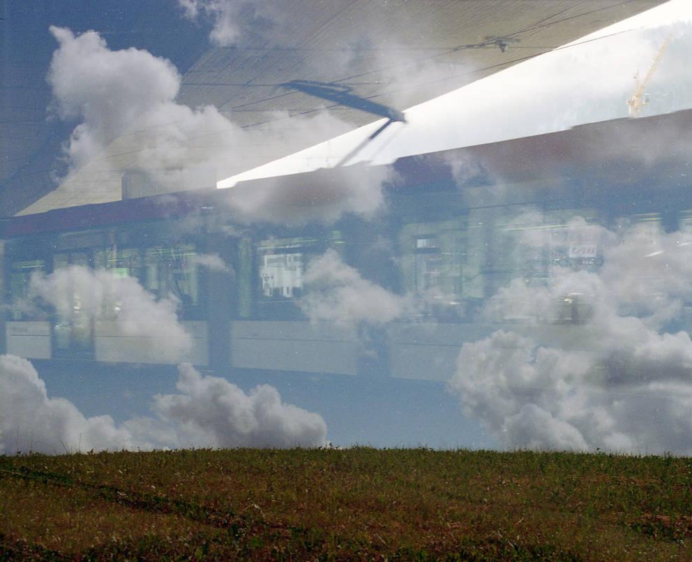FilmSwap: Tram-Line to Heaven by Helkathon