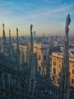 InstaG: Roofs of Milano by Helkathon