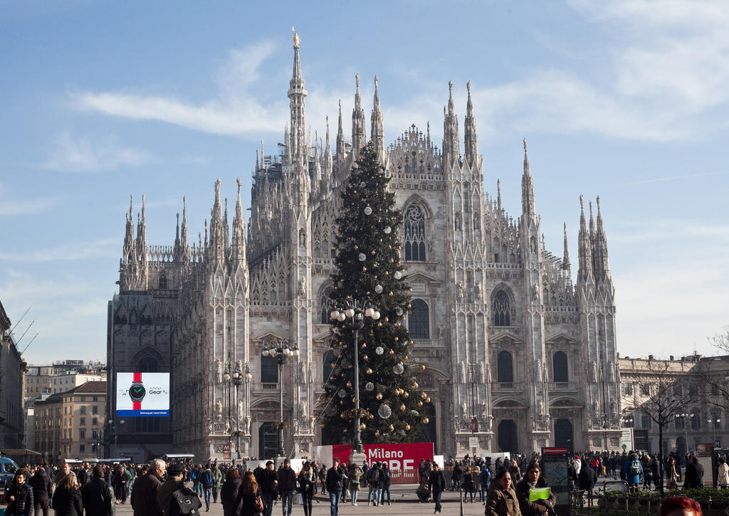 Christmas in Milano