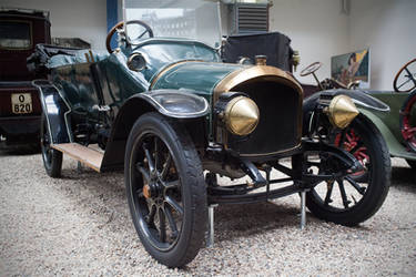 The Classics: Audi 10 (1911) by Helkathon
