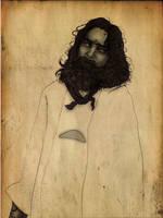 Charles Manson by jane-vivian