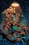 Young Justice #12 Cover Colors