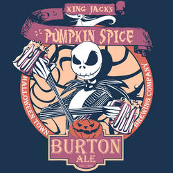 King Jack's pumpkin Spice