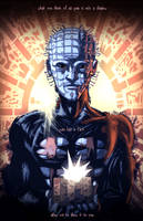 Pinhead by heck13r