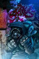 Graf Comic  Art by heck13r