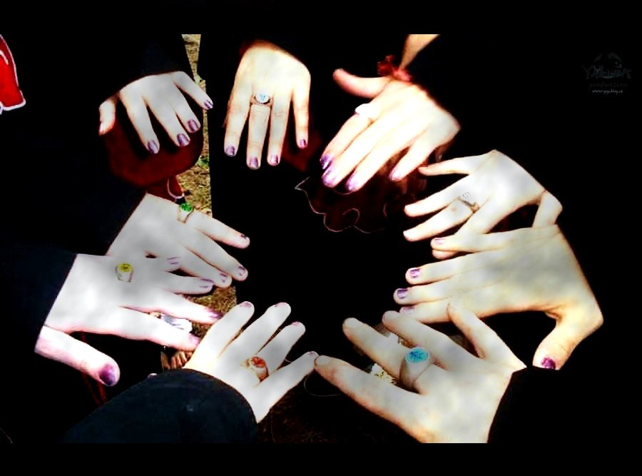 Akatsuki Rings And Fingers