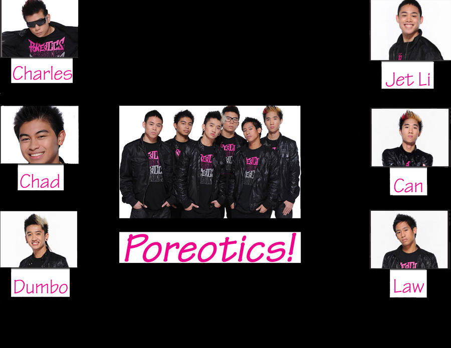 Poreotics by meaganlea15 on DeviantArt