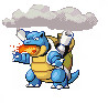 Blastoise Edit 8D by Z0MGCODY