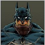World of Warcraft x Batman crossover: Batorc.
