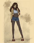 [Commission] Jess Wolf