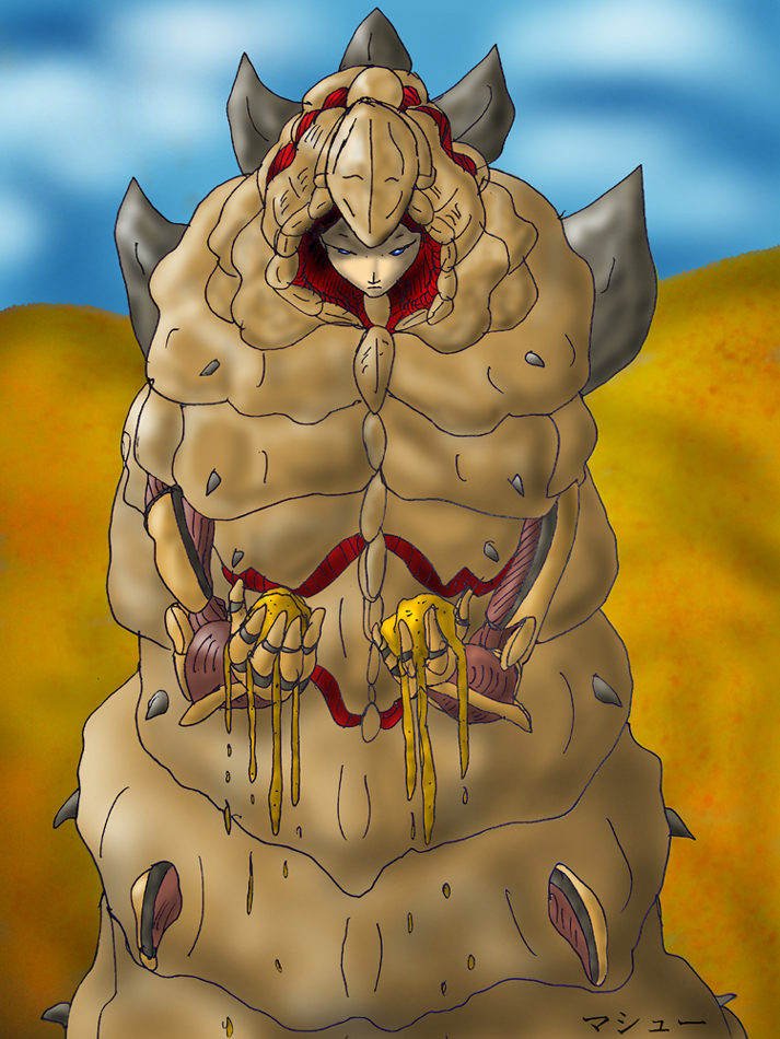 God Emperor by ElementalAngel