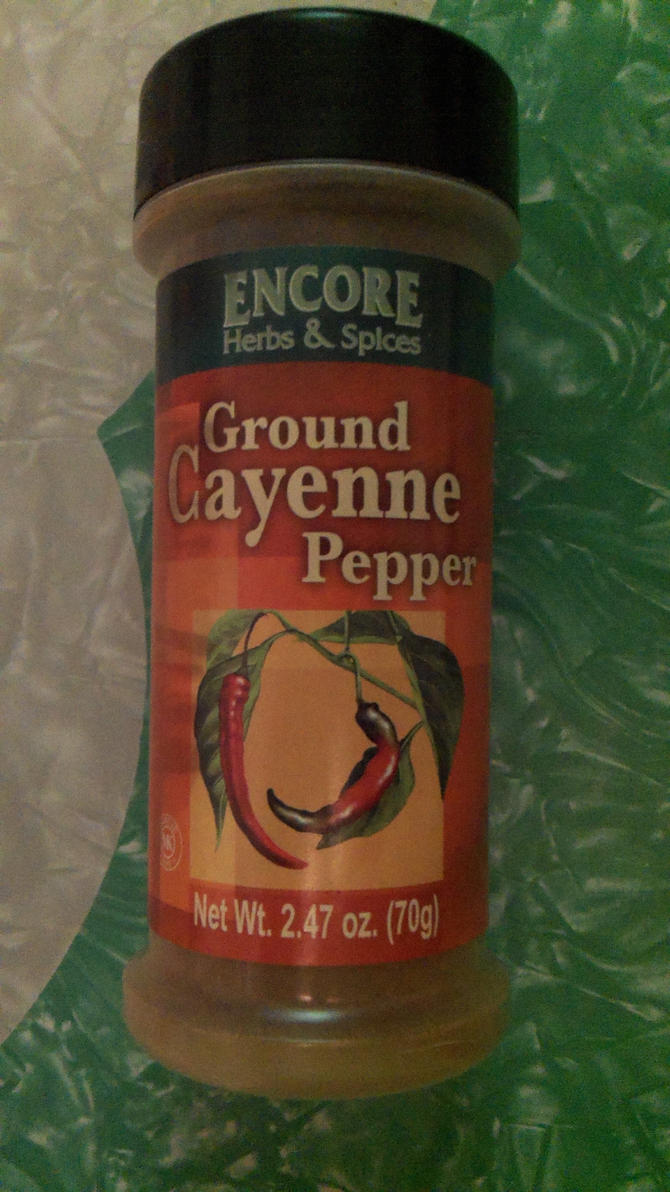 Drink Cayenne Pepper Benefits