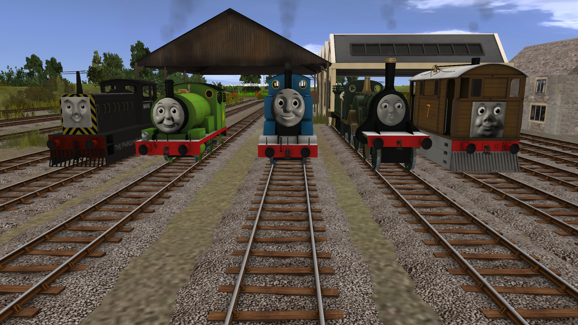 Image boco in trainz thomas and friends png scratchpad fandom - Molly Trainz Related Keywords Suggestions Molly Trainz