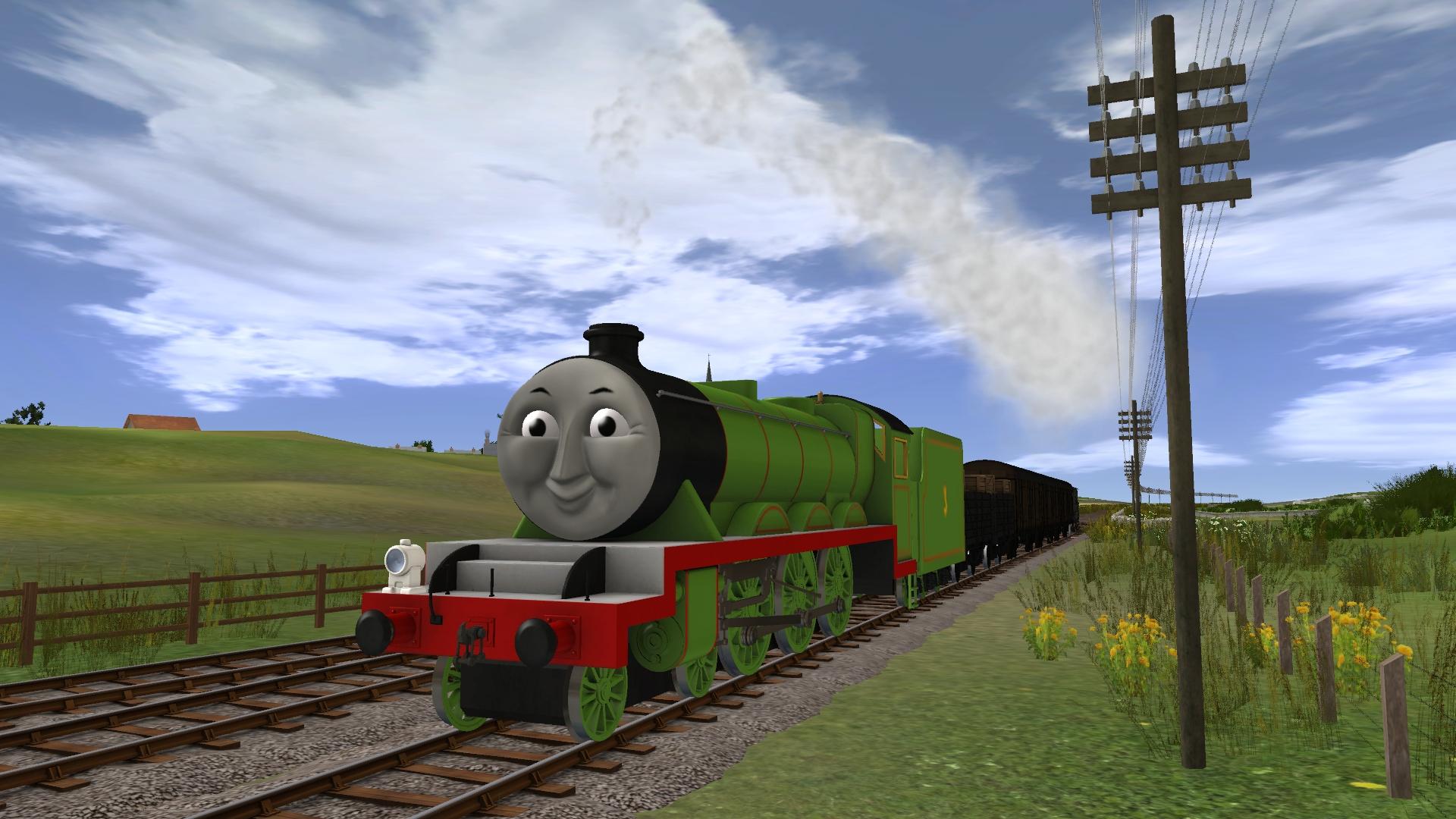 Trainz Thomas Downloads