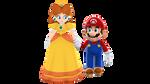 Mario x Daisy MMD