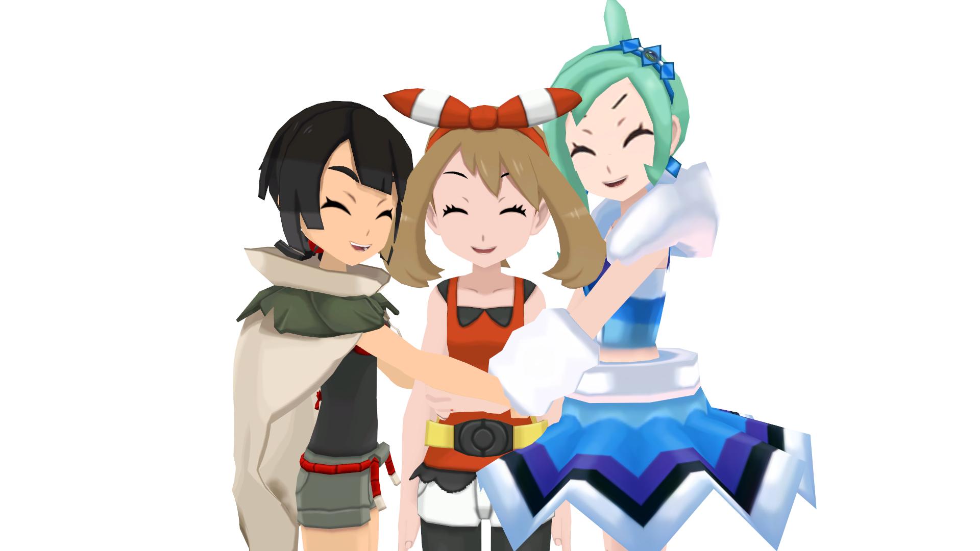 pokemon-yuri-club deviantart gallery