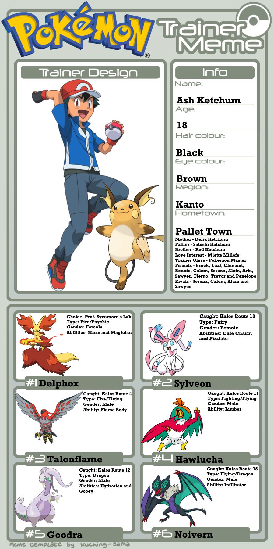 My Top 10 Favorite Johto Region Pokemon by ajpokeman on ... |Johto Region Memes