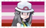 Lesbian Green/Leaf Stamp by DA-FcoMk513